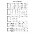 Who is He is Yonder Stall-PDF Song Sheet