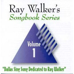 Ray Walkers Songbook Series #1 CD