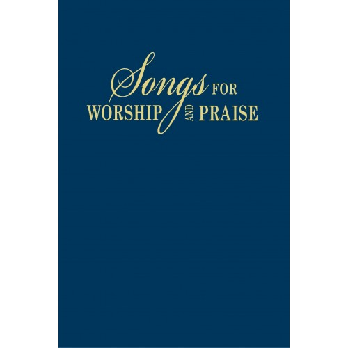 Songs For Worship And Praise Blue B1021