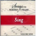 Sing #9 SFW CD