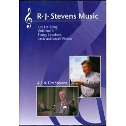 Let Us Sing DVD V110