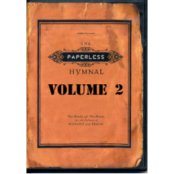 Paperless Hymnal, Vol. 2 S106
