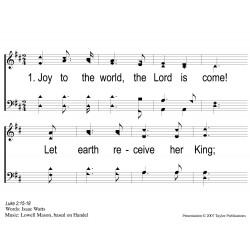 Joy to the World-PPT-slides
